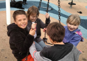 Luka (recovered from autism) and friends via NourishingHope.com