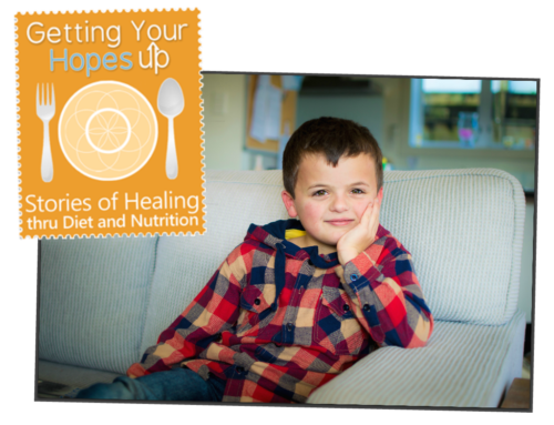 Inspiring Recovery Story from Nourishing Hope: Getting Your Hopes Up with Shamus